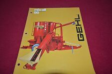 Gehl 95 120 Mix-all Grinder Mixer Dealers Brochure DCPA
