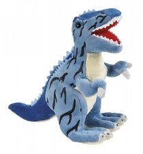 Ravensden Dinosaur T-Rex Realistic Plush Soft Toy Blue 30cm FR055TR