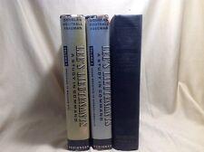 Lee's Lieutenants A Study in Command Set of 3 Scribners Freeman VG/GUC V. 1-3