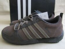Adidas Daroga Lea K Sneakers Boys Toddler 11.5 Brown New With Tag Attached
