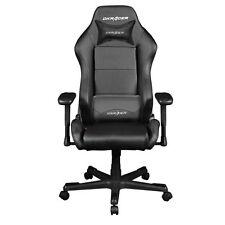 DX Racer Bürostuhl Computerstuhl Gamer Chair Kunstleder schwarz Woody 41-00321