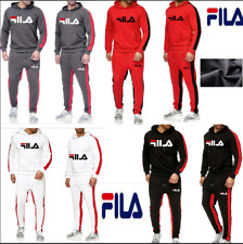 Mens Full Tracksuit Set Hoodie Sweatshirt Bottoms Jogger Trousers Jogging Top