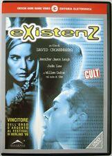 Dvd Existenz - Cecchi Gori Home Video di David Cronenberg 1999 Usato