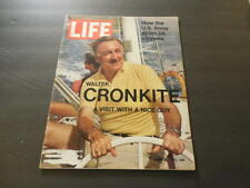 Life Mar 26 1971 U.S. Army Spies On Citizens (Gasp!); Walter Cronkite   ID:21560