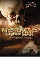 EVOLUTION DOCUMENTARY - MYSTERIOUS ORIGINS OF MAN - DVD - CHARLTON HESTON - NBC