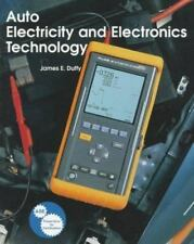 Auto Electricity and Electronics Technology: Principles, Diagnosis,-ExLibrary