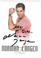 Goele de Raedt AK Tanz der Vampire Autogrammkarte original signiert