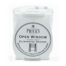 Prices Indoor Open Window Fresh Air Fragranced Candle Glass Jar 30hours FR500616