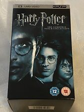 Harry Potter UMD Box Set New Movies 1-8 on PSP UK Release Will Ship Worldwide!