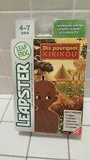 Jeu Dis pourquoi Kirikou pour Console Leapster / LeapFrog