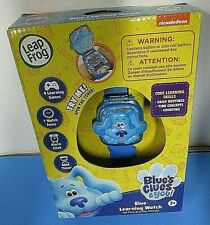 Leap Frog, Blues Clues and You Watch Blue Learning Watch for Preschoolers New