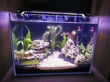 Aquarium Fish Tank LED Light Submersible Waterproof Bar Clip Strip Lamp 8-146cm