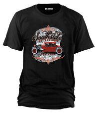 Wolkenbruch® T-Shirt Southside Hot Rod Rockabilly Gr.M-XXXXXL