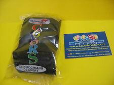 Cucchiaini  plastica Nero 1 conf. da 40 pz. feste party compleanni