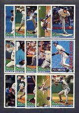 1993 Topps TORONTO BLUE JAYS Team Set w/ Traded (29) Cards