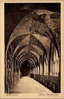 Halberstadt Sachsen-Anhalt Harz AK ~1920/30 Dom Kreuzgang Kirche Church Eglise