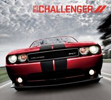 2012 Dodge Challenger 28-page Original Car Brochure Catalog - SRT SRT8 R/T SXT