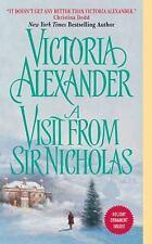 A VISIT FROM SIR NICHOLAS Victoria Alexander BRAND NEW BOOK Ebay BEST PRICE!