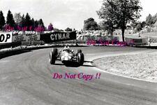 Jim Clark Lotus 38 Ollon-Villars Hill Climb 1965 Photograph 3