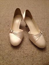 Wedding Shoes Worn One Day Size Ivory Size 5 Else