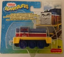 THOMAS AND FRIENDS RACING IVAN FBC36 DIE CAST ADVENTURES NEW