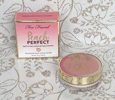 Too Faced Peach Perfect Loose Setting Powder 0.12oz Translucent Peach Whisper
