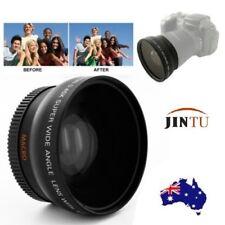 58MM 0.45x Wide Angle Lens + Macro Lens for Cannon 5D 60D 70D 400D 450D 18-55MM