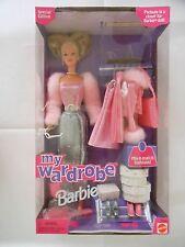 Mattel Barbie Doll My Wardrobe 1999 # 22962 NRFB