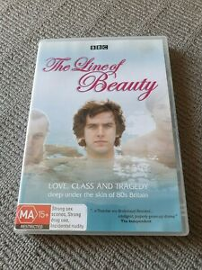 THE LINE OF BEAUTY 2006 DAN STEVENS DVD R4 LOVE CLASS & TRAGEDY 80s BRITAIN