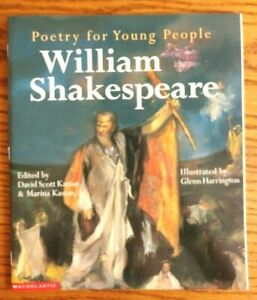 Poetry for Young People William Shakespeare