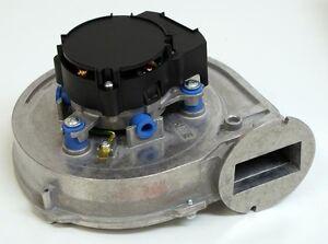 Baxi Solo   Potterton Promax Fan 325V DC Assembly 720011701 5109925