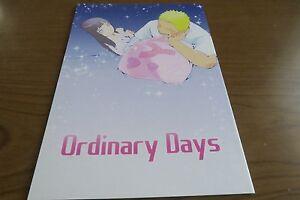 NARUTO doujinshi Naruto X Hinata (A5 16pages) Festival Fes Ordinary Days