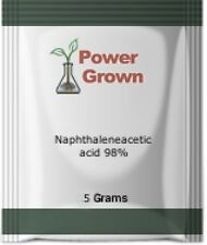 Naphthalene acetic acid 98% 5gram Naphthaleneacetic  w/Instruction Spoon&Rebate