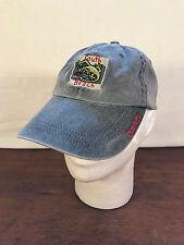 Men's Gray Cotton South Beach Florida Adjustable Baseball Cap Hat (CH6)