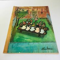 The New Yorker: Aug 23 1958 - Full Magazine/Theme Cover Abe Birnbaum