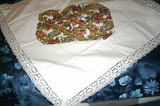 Markenlose Tischdecken aus 100% Baumwolle fürs Esszimmer