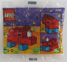 NEW LEGO RHINO SET 2165 christmas stocking stuffer animal rhinocerous SEALED