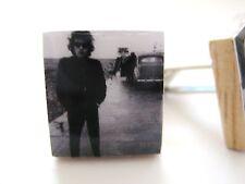 Bob Dylan Cufflinks ~ Classic Dylan Cufflinks Pop Rock Music Cufflinks handmade