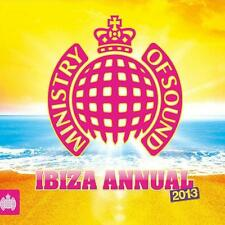 Various-Ministry of sound-IBIZA ANNUAL 2013 (OVP)