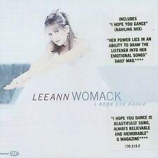 I Hope You Dance Womack, Lee Ann Audio CD