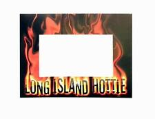 """Lot of 24 Pieces - """"Long Island Hottie"""" Party Card Picture Frames with Easel"""
