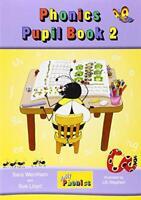 Jolly Phonics Pupil Book 2 (Jolly Learning) by Sara Wernham, Sue Lloyd, NEW Book