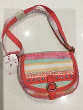 Claire's Club Cute Crossbody Bag Pink Multi BNWT