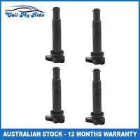 4 x Ignition Coil for Hyundai Accent MC 1.6L & Kia Rio JB 1.6L G4ED