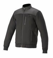 Alpinestars Cafe Track Fleece Motorbike Motorcycle - Black
