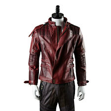 Guardians of the Galaxy Vol. 2 Star Lord Chris Pratt Maroon Jacket Only Size XL