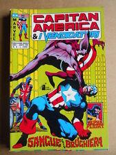 Capitan America & I Vendicatori  n°8 1990 Marvel Italia Star Comics  [G406]