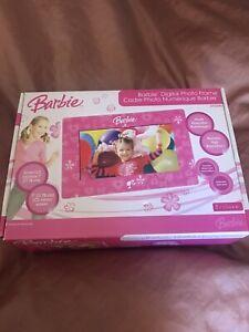 Lexibook Barbie Digital Photo Frame, New