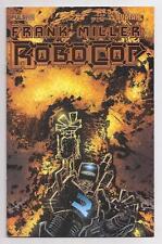Robocop 5 A NM- Scarce Avatar Comics Books Frank Miller  Movie Tie In