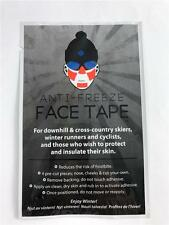 NEW Anti-Freeze Face Tape For Skiers Runners & Cyclists AFFT4T1 Tan Endurance En